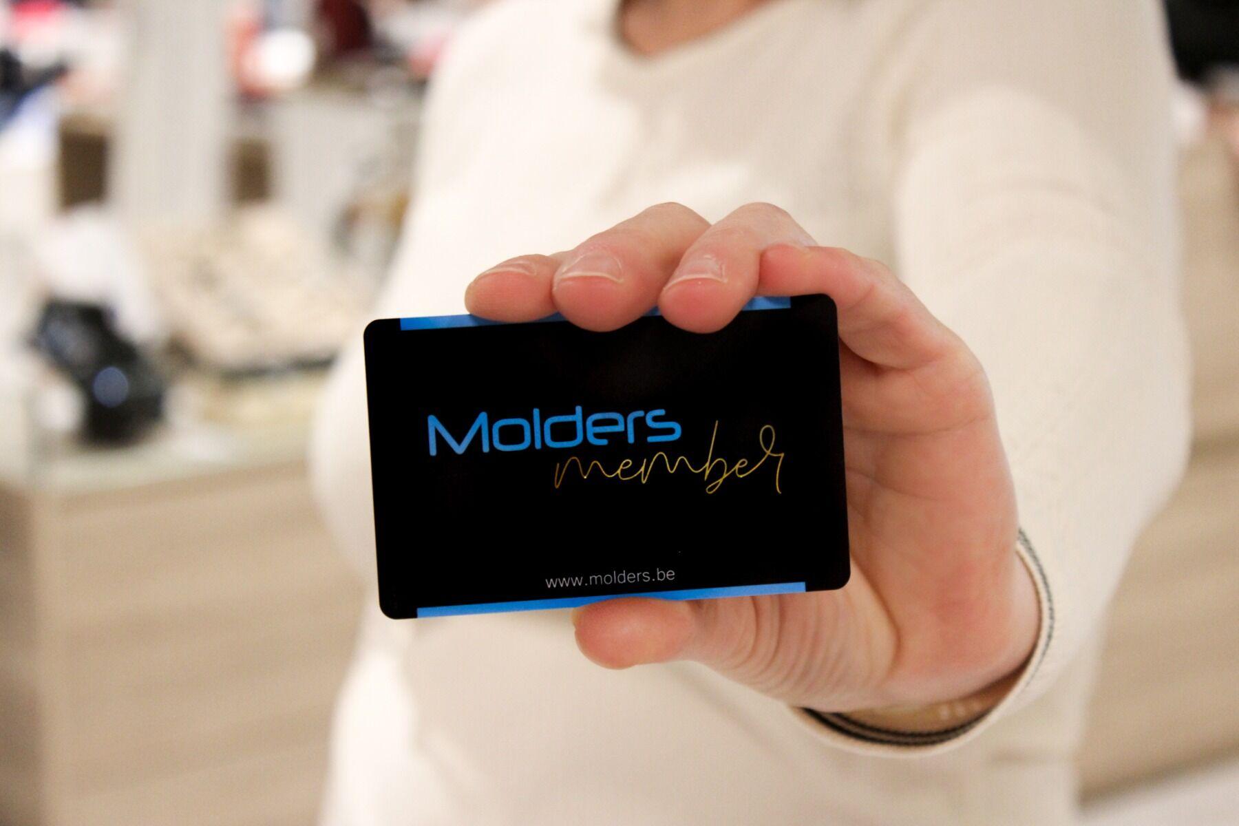 Molders Mode klantenkaart